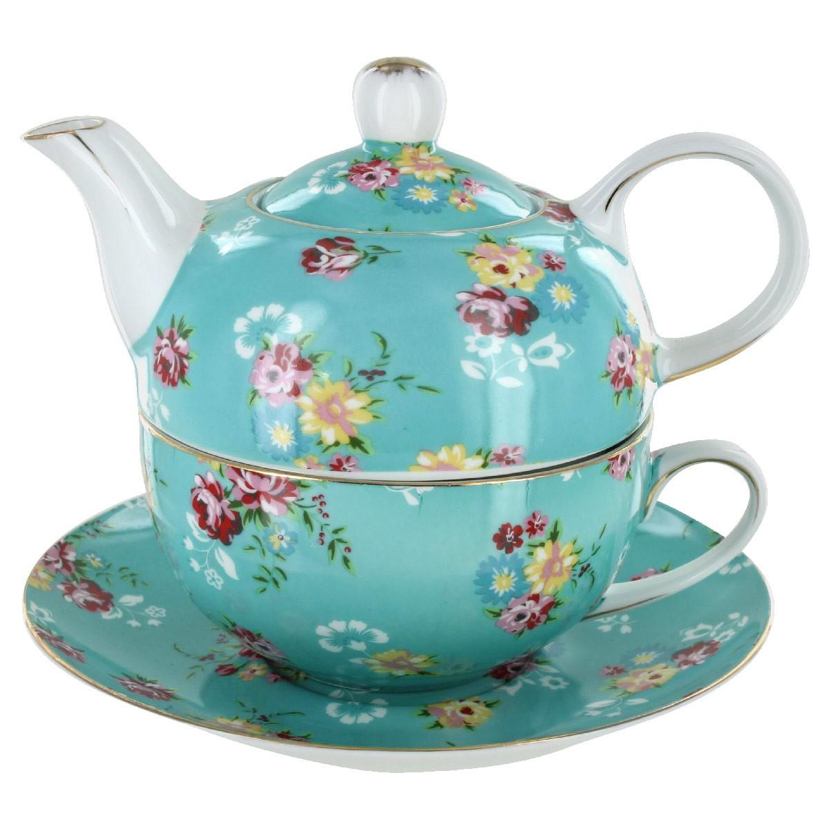 Tea For One Tea Blog
